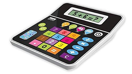 Tech-Too DES14500 - Mein erster Taschenrechner für Klein und Groß, Vorschul Lernspielzeug
