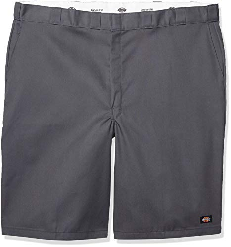 Dickies Herren Shorts 13in Mlt Pkt W/St, Charcoal, W42 -