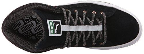 Moda Puma Nero Sneaker Classique Nero Camoscio wqq8RY