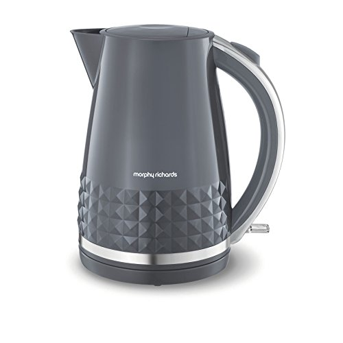 Morphy Richards Dimensions Kettle 108264 Electric Kettle Jug Grey Best Price and Cheapest