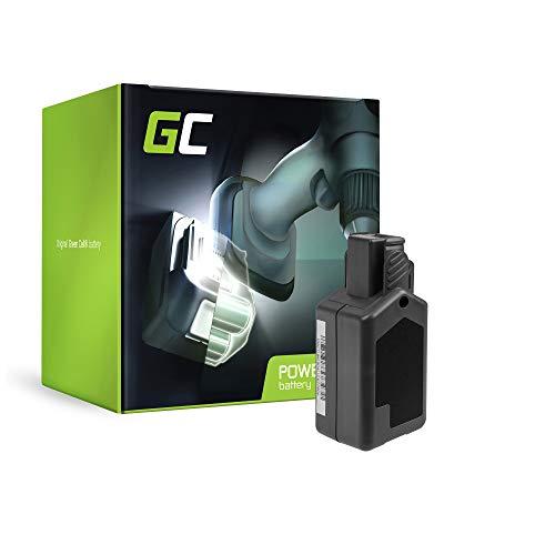 Galleria fotografica Green Cell® Utensili Elettrici, Attrezzi da giardino Elettrici Batteria per Wolf-Garten HSA 45 V (Li-Ion celle 2 Ah 18V)