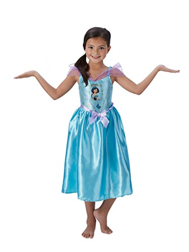enziert Disney Fairytale Jasmin Princess Fancy Dress World Book Day (Jasmin Kostüm Ideen)