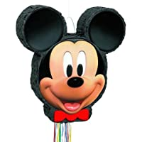Mickey Mouse Clubhouse Pull Pinata - Party Game/Decoration