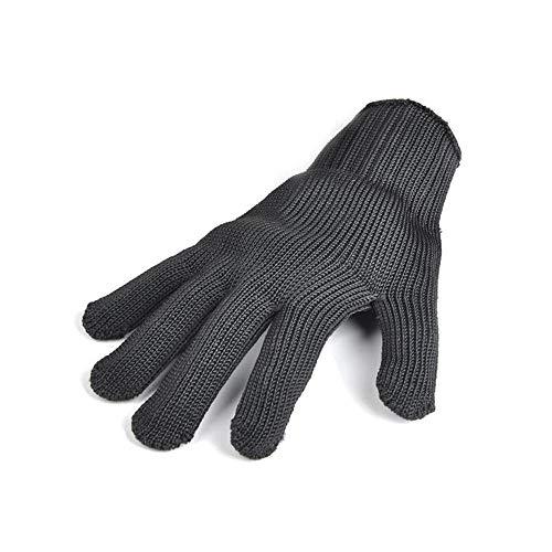 ZRK Cut-Proof Handschuhe Selbstschutzdraht Handschuhe 5 Grade Cut-Proof Outdoor-Bergsteigertaktik Arbeitsversicherungen