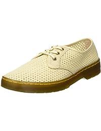 Dr. Martens Roxon Mesh Milkshake - Zapatos de Cordones Derby Hombre