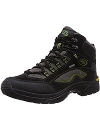 Bruetting Rock Cheminée, Zapatos Unisexe Adulte De Grande Hauteur Senderismo, Brun (brun / Grade / Degré Braun), 47 I