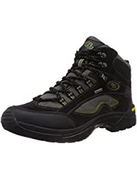 Bruetting Chimney Rock, Zapatos de High Rise Senderismo Unisex Adulto, Marrón (Braun/Grau Braun/Grau), 47 EU