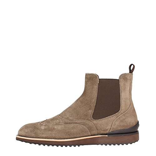 Samsonite SFM102250 Stiefeletten Herren Spaltleder Grau 42 (Samsonite Schuhe)