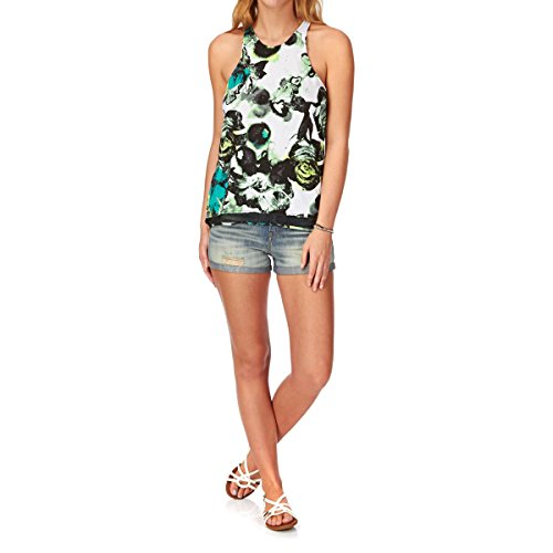 Damen Top Hurley Axel Tank Top mental floral