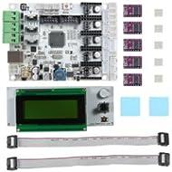 3D-Drucker Motherboard GT2560 + DRV8825 Treiber + LCD2004 Kit