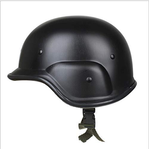 Yunyisujiao Outdoor-Helm/Mopedhelm für Herren/Professioneller Schutzhelm (Color : Army Green)