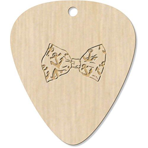 Azeeda 7 x 'Pajarita de Anclaje' Guitarra Púa (GP00006457)