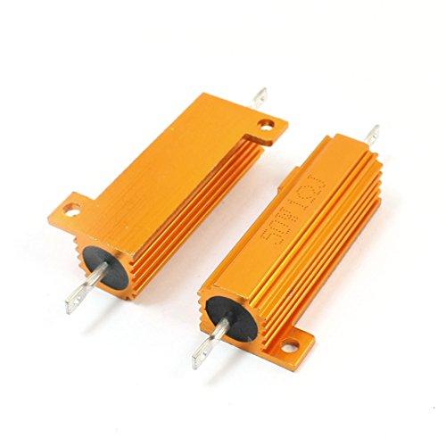 2pcs-lug-terminal-oro-tonos-axial-disipador-termico-resistencia-de-aluminio-50-w-1-ohm
