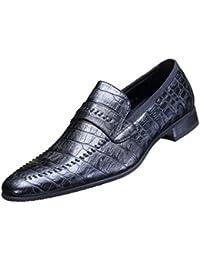 Reservoir Shoes - Chaussure Derbies Anibal Mocassin Noir