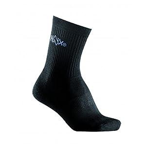 Haix® Multifunktionssocken weiche, strapazierfähige Frotteesohle Damit bleiben die Füße auch bei hoher Belastung angenehm kühl und trocken.