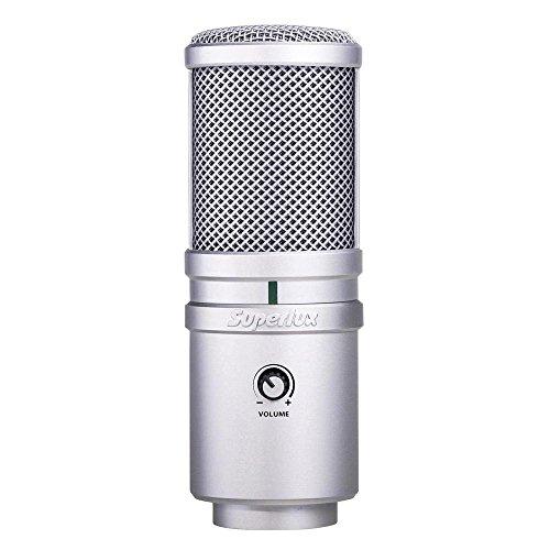 Superlux - E205u micrófono de condensador usb