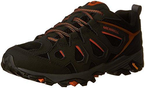 Merrell, Scarpe da escursionismo donna Nero arancio