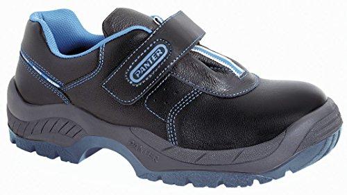Panter 434091700 – Diamant Velcro plus s3 noir PU/TPU Taille : 48