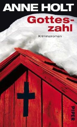 Buchseite und Rezensionen zu 'Gotteszahl' von Anne Holt