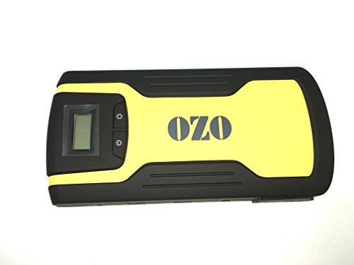 Start Booster ozo 18000mAh, Anlasser Lithium für Auto, 4x 4und Boot, Ladegerät Nomade USB und 12V DC, Jump Starter, Powerbank Multifunktions