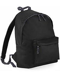 Bag base - Sac à dos école loisirs - BG125 - noir - 18L - mixte homme / femme