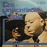 Walter Kubiczeck - Das Unsichtbare Visier (Original-Filmmusik) - AMIGA - 8 55 655