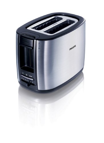 Philips Toaster 950W-tostador (950W 220–240V)