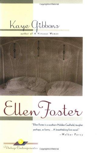 Ellen Foster: A Novel par Kaye Gibbons