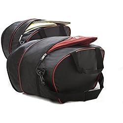 bolsillos interiores para Ducati Multistrada 1200 lado maletín – No: 2