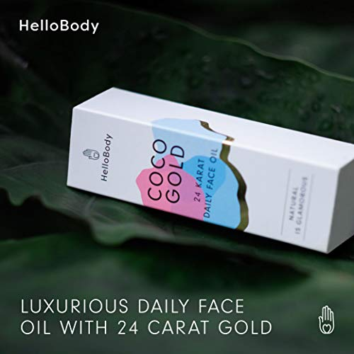 Zoom IMG-1 hellobody coco gold face oil