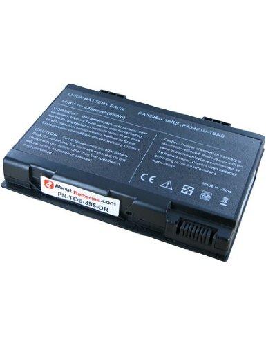 Batterie type TOSHIBA PA3395U-1BRS, 14.8V, 4400mAh, Li-ion
