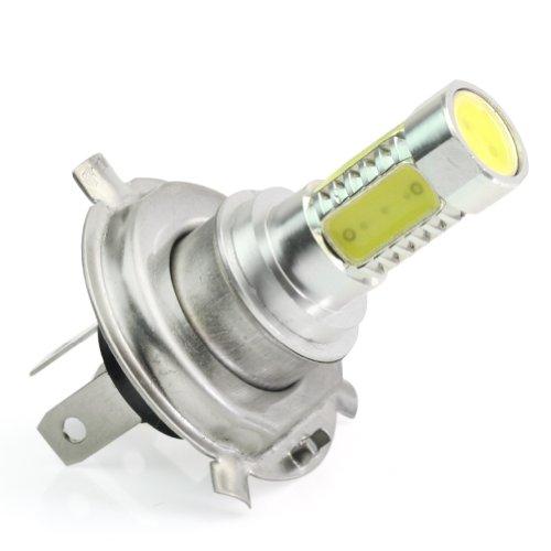 Rhx H4 LED-Lampe (Weiß, 7,5 W, DC 12 V) für Scheinwerfer