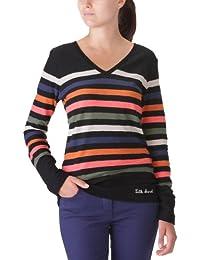 Little Marcel Timy - T-Shirt - Rayé - Coton - Femme