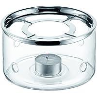 Bodum 10447-16 Calentadorde borosilicato y Acero, Brillo, Centimeters