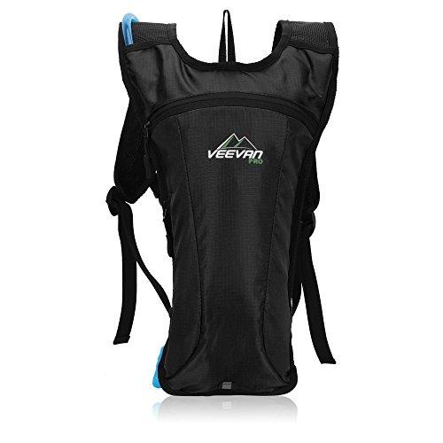 Imagen de veevan bolsas de agua para  ligeras de volumen de 2l al aire libre negro  alternativa