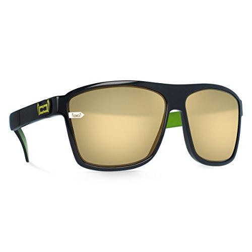 gloryfy unbreakable eyewear Sonnenbrille Gi2 DeJaVu angel green L, schwarz grün