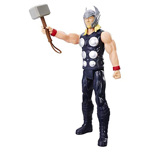 Unbekannt Marvel Titan Hero Serie 12Zoll Thor Figur - Figur Action Thor