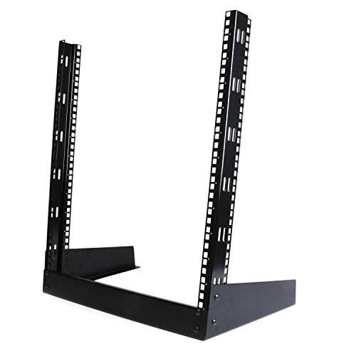 StarTech.Com RK12OD 12 HE 48,2 cm (19 Zoll) Desktop 2 Pfosten Open Frame Rack
