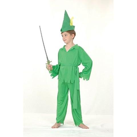 Value - Disfraz de Robin Hood para niño, talla L (134 cm) (CC516)
