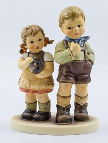 M.I. Hummel Figur - Sie hat Ihn - Goebel Hum2265 14,5cm (Hummel-figuren Sammlerstücke)