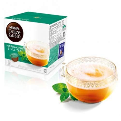 Dolce Gusto Marrakesh Style Tea - 16 Capsules