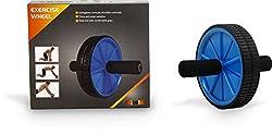 Burn 500130 Exercise Wheel, 0.5 Kg (Blue)