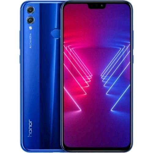 honor view 10 lite smartphone da 128 gb, marchio tim, blu [italia]