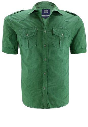 Maxfort -  Camicia Casual  - Uomo verde 80