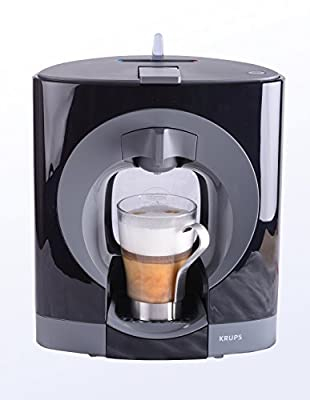 Krups Coffee Machine Dolce Gusto Oblo + 64Dolce Gusto Capsules