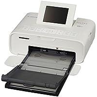 Canon Selphy CP1200 Stampante Fotografica Compatta, 300x300 dpi, Bianco