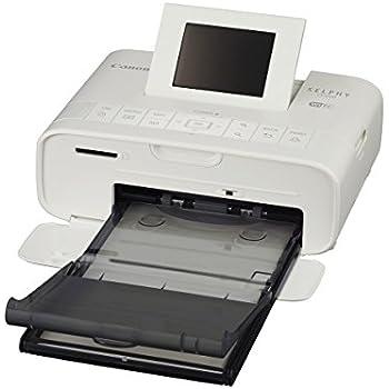 Canon Selphy CP1200 Stampante Fotografica Compatta, 300x300 dpi, Bianco [Versione EU]