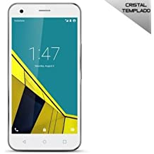 TUMOVIL_3.0® Protector pantalla cristal templado vidrio Premium para Vodafone Smart Ultra 6