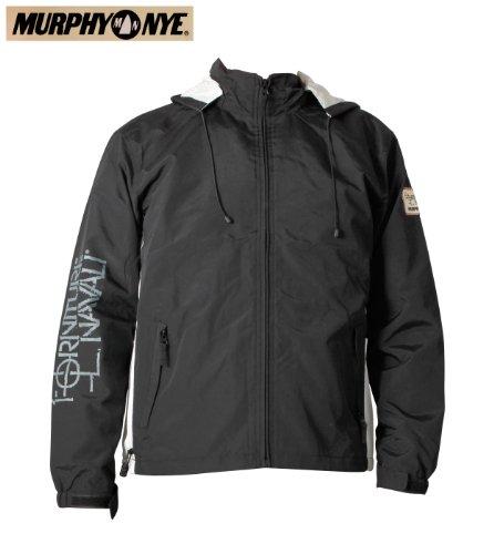 Murphy & Nye giacca da Outdoor uomo Nero  nero