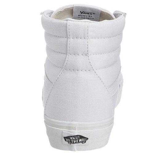 Vans Herren Sk8-Hi Hohe Sneakers Weiß (True White W00)